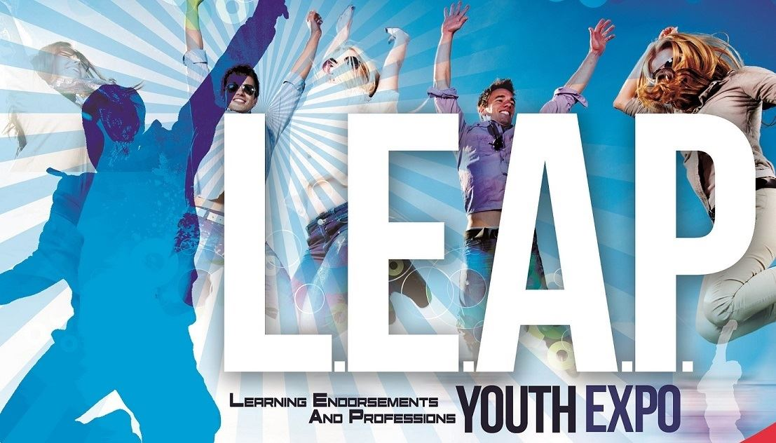 LEAP Youth Career Expo